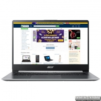 Ноутбук Acer Swift 1 SF114-32 (NX.GXUEU.004) Sparkly Silver
