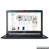 Ноутбук Acer Aspire 5 A517-51G-56G2 (NX.GVPEU.028) Obsidian Black
