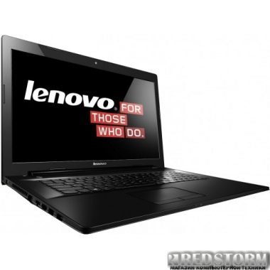 Ноутбук Lenovo G70-80 (80FF00KDUA) Black