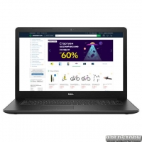 Ноутбук Dell Inspiron 3581 (I353410DIL-73B) Black