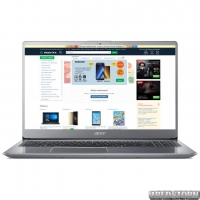 Ноутбук Acer Swift 3 SF315-52 (NX.GZ9EU.016) Sparkly Silver