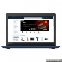 Ноутбук Lenovo IdeaPad 330-15IKB (81DE02VGRA) Midnight Blue
