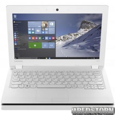 Ноутбук Lenovo IdeaPad 100S (80R2006AUA) White