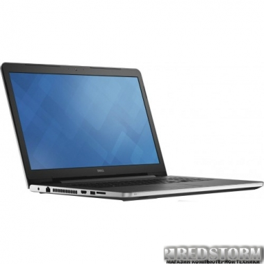 Ноутбук Dell Inspiron 5758 (I57P45DIL-R46) Silver