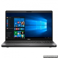 Ноутбук Dell Latitude 5500 (N025L550015ERC_W10) Black