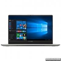 Ноутбук Asus VivoBook S14 S430UF-EB067T (90NB0J65-M00810) Icicle Gold + фирменный рюкзак и мышь