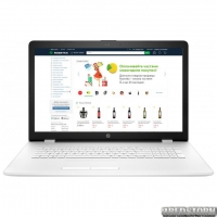 Ноутбук HP Notebook 17-ca0059ur (4MV98EA) White
