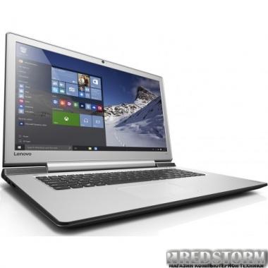 Ноутбук Lenovo IdeaPad 700-17 (80RV0018UA) Black