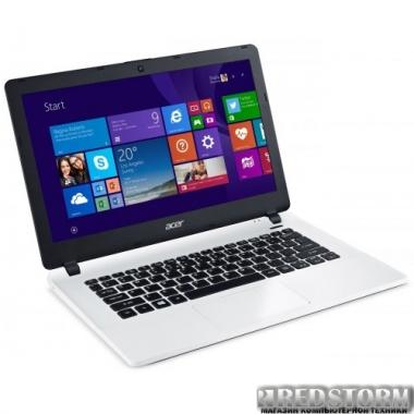 Ноутбук Acer Aspire ES1-331-P6A7 (NX.G12EU.012) White