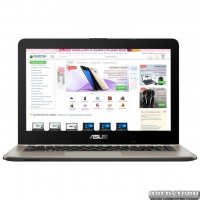 Ноутбук Asus 14 X441UB-FA086 (90NB0ID1-M01070) Chocolate Black