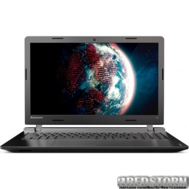 Ноутбук Lenovo IdeaPad 100-15 (80QQ0062UA) Black