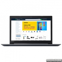 Ноутбук Lenovo V320-17IKB (81AH001XRA) Iron Grey