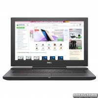 Ноутбук Dell Inspiron G5 15 5587 (55G5i78S1H1G15i-LBK) Black