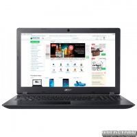 Ноутбук Acer Aspire 3 A315-51-32QJ (NX.H9EEU.019) Obsidian Black