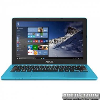 Ноутбук Asus EeeBook E202SA (E202SA-FD0007D) Blue