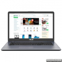 Ноутбук Asus VivoBook 17 X705UA-BX916 (90NB0EV1-M12330) Grey