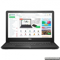 Ноутбук Dell Vostro 15 3578 (N2067WVN3578ERC_UBU) Black