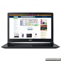 Ноутбук Acer Aspire 7 A715-72G (NH.GXBEU.035) Obsidian Black