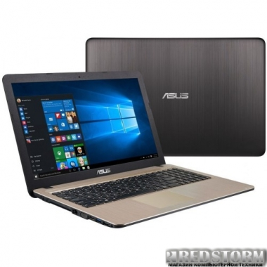 Ноутбук Asus X540SA (X540SA-XX010D) Chocolate Black