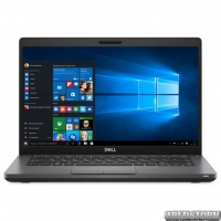 Ноутбук Dell Latitude 5401 (N007L540114ERC_W10) Black