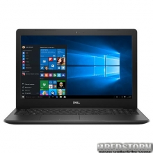 Ноутбук Dell Inspiron 3583 (3583Fi38S2HD-WBK) Black