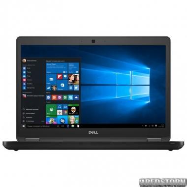 Ноутбук Dell Latitude 5490 (N120L549014EMEA-08) Black