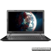 Lenovo IdeaPad 100-15 (80MJ00FBUA) Black