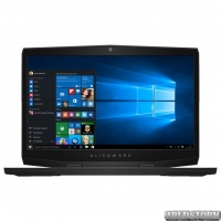 Ноутбук Dell Alienware m17 (A77321S3NDW-419) Epic Silver