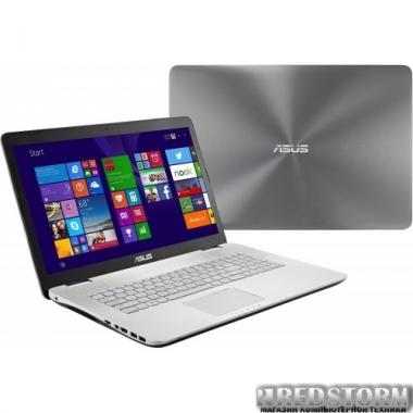 Ноутбук Asus N751JX (N751JX-T7195T)