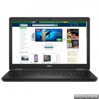 Ноутбук Dell Latitude 5590 (N051L559015ERC_UBU) Black