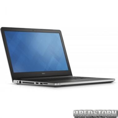 Ноутбук Dell Inspiron 5559 (I557810DDW-T2S) Silver