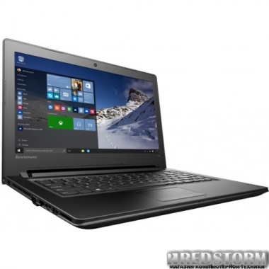Ноутбук Lenovo IdeaPad 300-15 (80Q700LJUA) Black