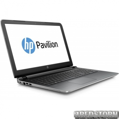 Ноутбук HP Pavilion 15-ab283ur (P3M01EA) Silver
