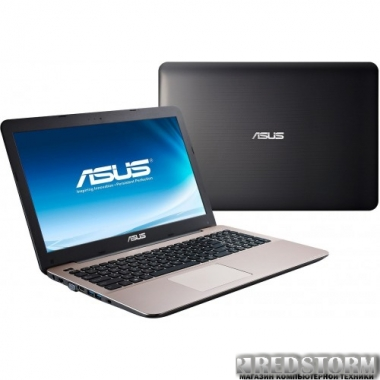 Ноутбук Asus X555UB (X555UB-XO158D) Dark Brown
