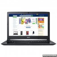 Ноутбук Acer Aspire 5 A515-51G (NX.GT0EU.022) Obsidian Black
