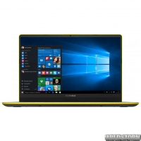 Ноутбук Asus VivoBook S14 S430UF-EB059T (90NB0J63-M00730) Silver Blue/Yellow + фирменный рюкзак и мышь