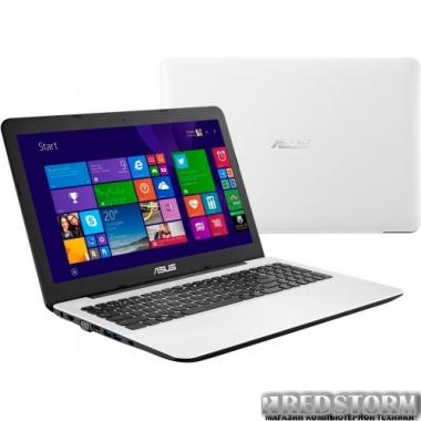 Ноутбук Asus X555SJ (X555SJ-XO004D) White