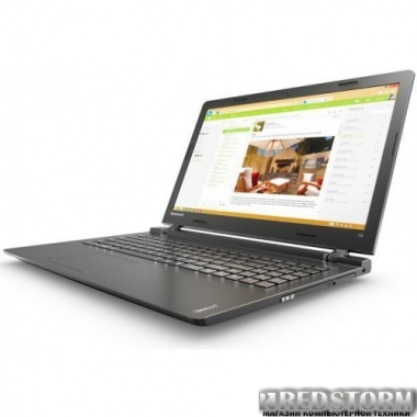 Ноутбук Lenovo IdeaPad 100-15 (80MJ003WUA) Black