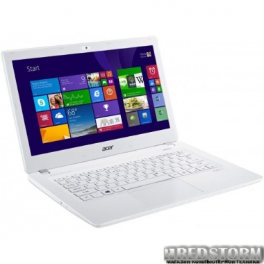 Ноутбук Acer Aspire V3-371-527T (NX.MPFEU.092) White