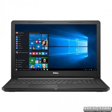 Ноутбук Dell Vostro 15 3578 (N2073WVN3578EMEA01_H) Black