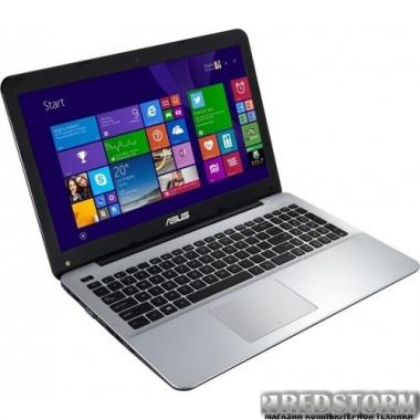 Ноутбук Asus X555DG (X555DG-DM026D) Black