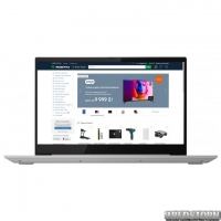 Ноутбук Lenovo Ideapad S340-15IWL (81N800WFRA) Platinum Grey