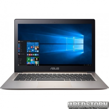 Ноутбук Asus Zenbook UX303UB (UX303UB-DQ019T) Smoky Brown