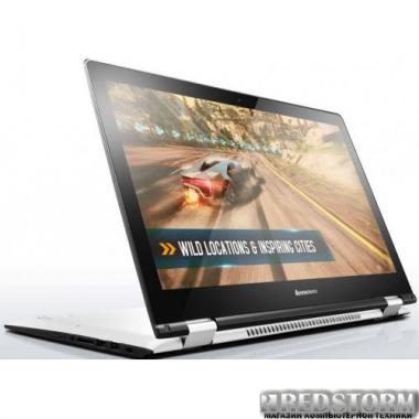 Ноутбук Lenovo Yoga 500-15 (80R6004HUA) White