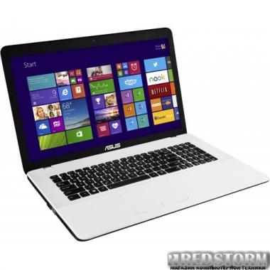 Ноутбук Asus X751SJ (X751SJ-TY002D) White