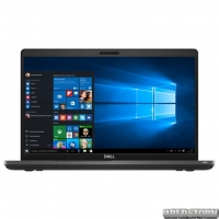 Ноутбук Dell Latitude 5501 (N007L550115ERC_W10) Black