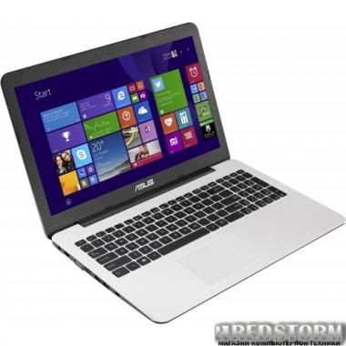 Ноутбук Asus X555SJ (X555SJ-XO006D) White