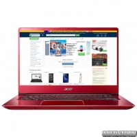 Ноутбук Acer Swift 3 SF314-54 (NX.GZXEU.030) Lava Red