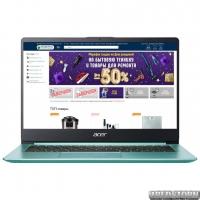 Ноутбук Acer Swift 1 SF114-32 (NX.GZGEU.010) Aqua Green