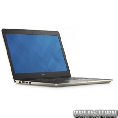 Ноутбук Dell Vostro 5459 (MONET14SKL1605_004GLU) Gold-Grey